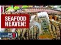 Hua Hin Night Market - Best Seafood Restaurants in Town!