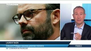 France: Edouard Philippe, nouveau Premier Ministre