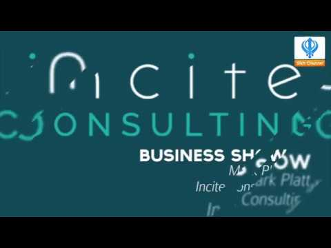 Business show interview with Mark Platt of Incite Consulting