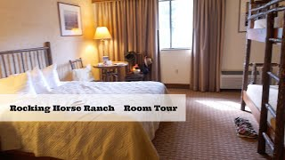 Rocking Horse Ranch room tour