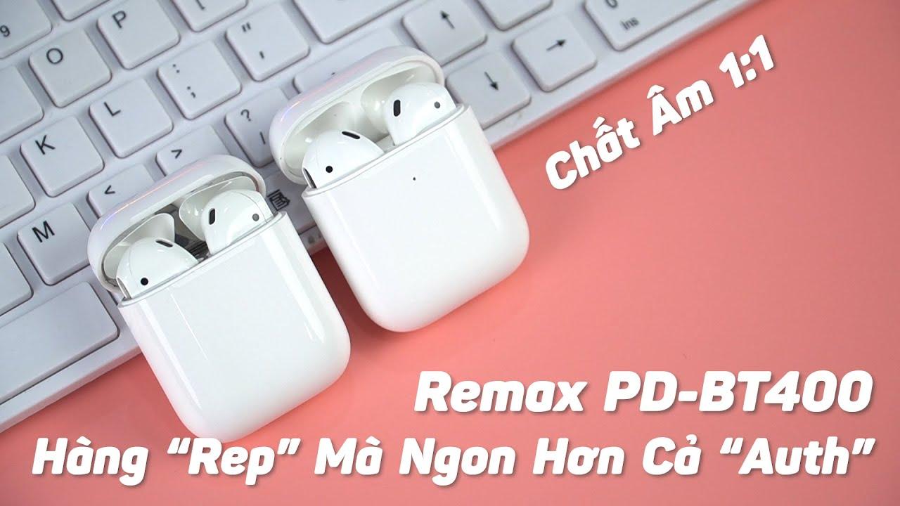 Đánh Giá Tai Nghe Remax PD-BT400 – Chất Âm Cực Đỉnh, Giá 700K Mà Xịn Như Hàng Thật!!!