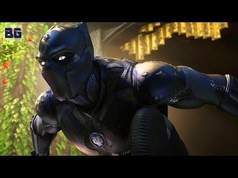Download Marvel's Avengers: A Guerra por Wakanda  - O Filme (Dublado)
