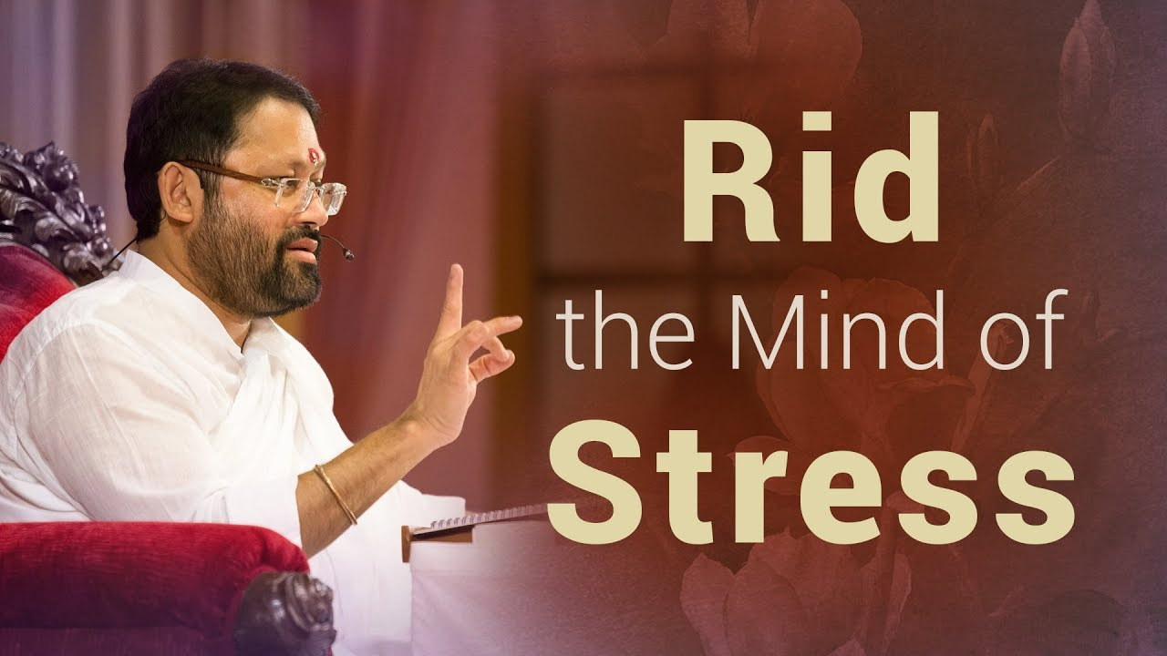 how to get rid of mind stress