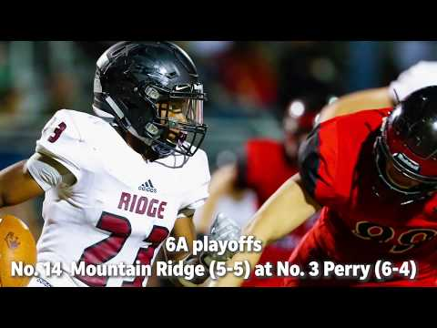 Arizona High School Football Playoffs: Previewing The Top Games 6A To 2A