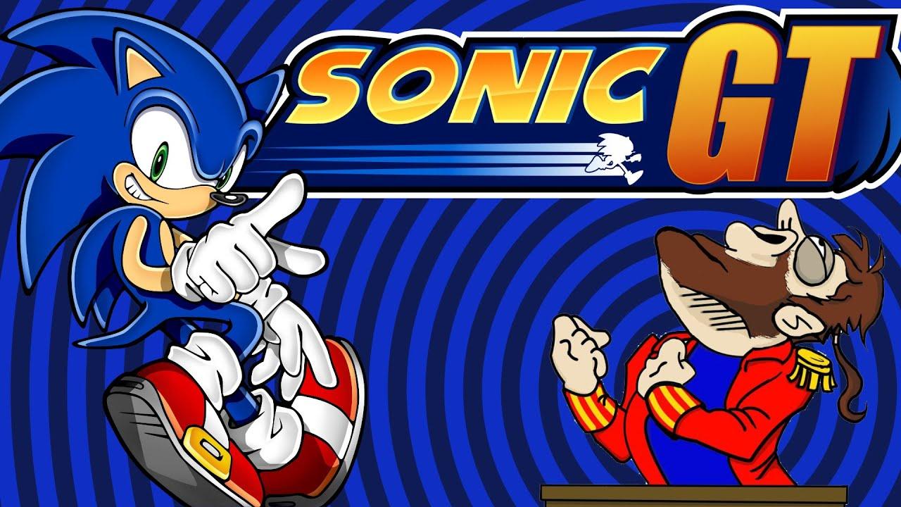 LE MEILLEUR JEU SONIC DE MA VIE !!! -Sonic GT- [DECOUVERTE DE OUF]