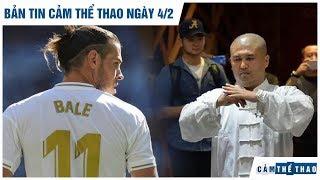 Bản tin Cảm Thể Thao 4/2 | Bale lập tổ chức Esports, Nguỵ Lôi tuyên bố Thái Cực Quyền kháng Corona