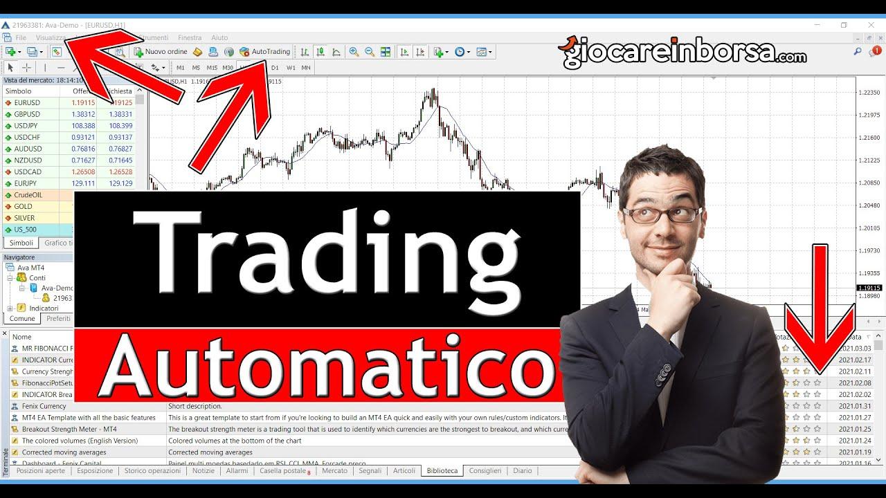miglior software di trading automatico 2021 opzioni binarie eur/usd