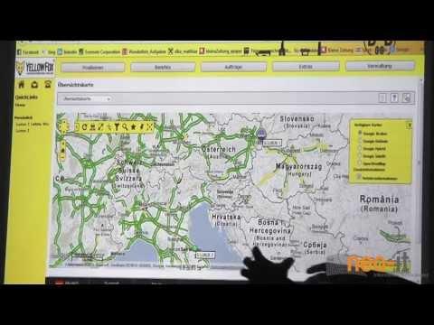 neo-it BUSINESSTALK - YellowFox - Fuhrparkmanagement - Präsentation