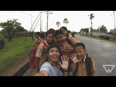 GoPro: W goes to Pulau Bunyu, Tarakan - Kalimantan Utara [HD]