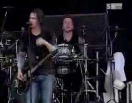 Alter Bridge - Down To My Last