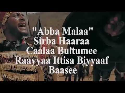 Download Caalaa Bultumee  Rayya ittisa Biyya New Ethiopia Oromic music September 10 2021
