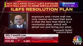 'IL&FS Resolution Plan', Ramesh Sobti Speaks On The Rumours in The Market