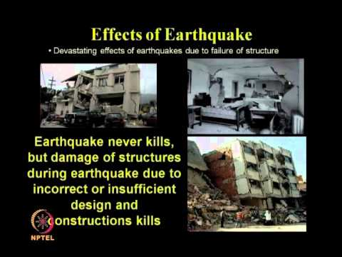 Mod01 Lec01 Introduction to Geotechnical Earthquake
