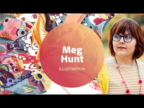 Live Illustration with Meg Hunt - 3 of 3