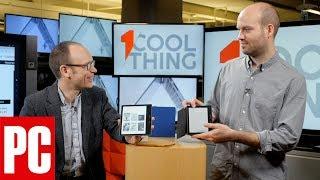Amazon Kindle Oasis (2017): One Cool Thing