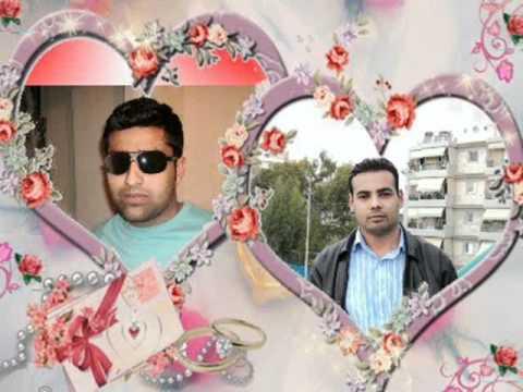 arif lohar & bushra sadiq