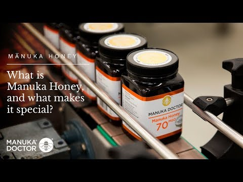 What is so special about Manuka Honey?