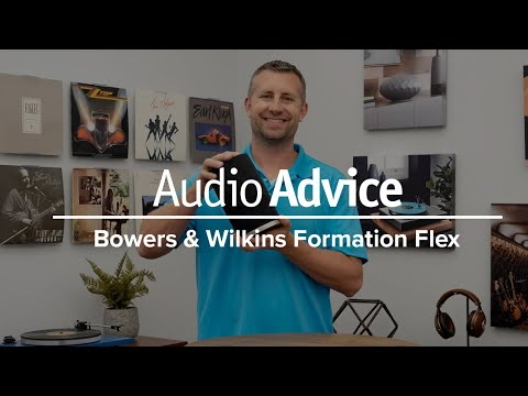 Bowers & Wilkins Formation Flex Speaker Review - BRAND NEW