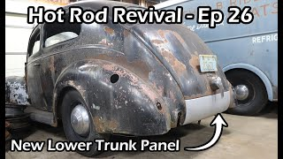 1939 Ford Junkyard Hot Rod Revival - Ep. 26