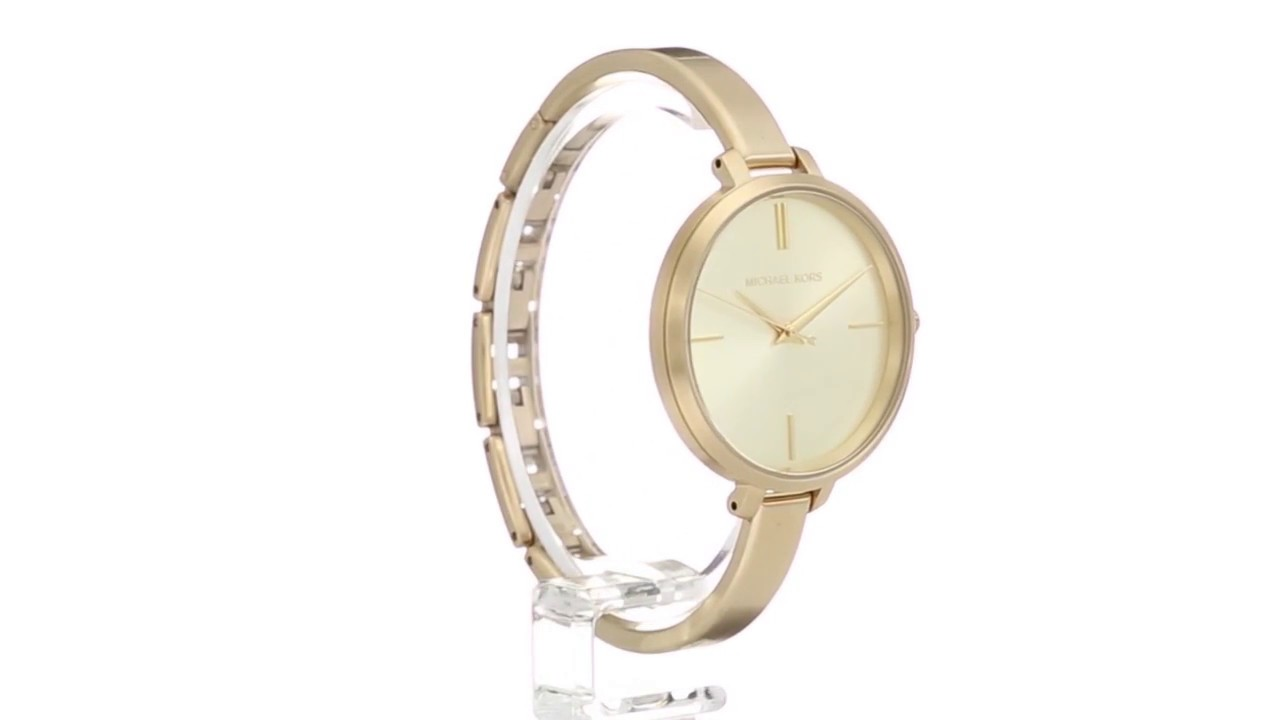 Michael Kors Mk3546 Jaryn Sku 8776191 Youtube