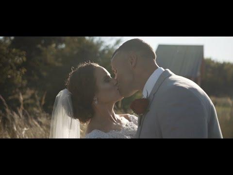 Brian & Jenny' Wedding highlight film // Augusta , Kansas