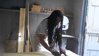 Past And Present Woodwork™rasta Building Furniture 2014