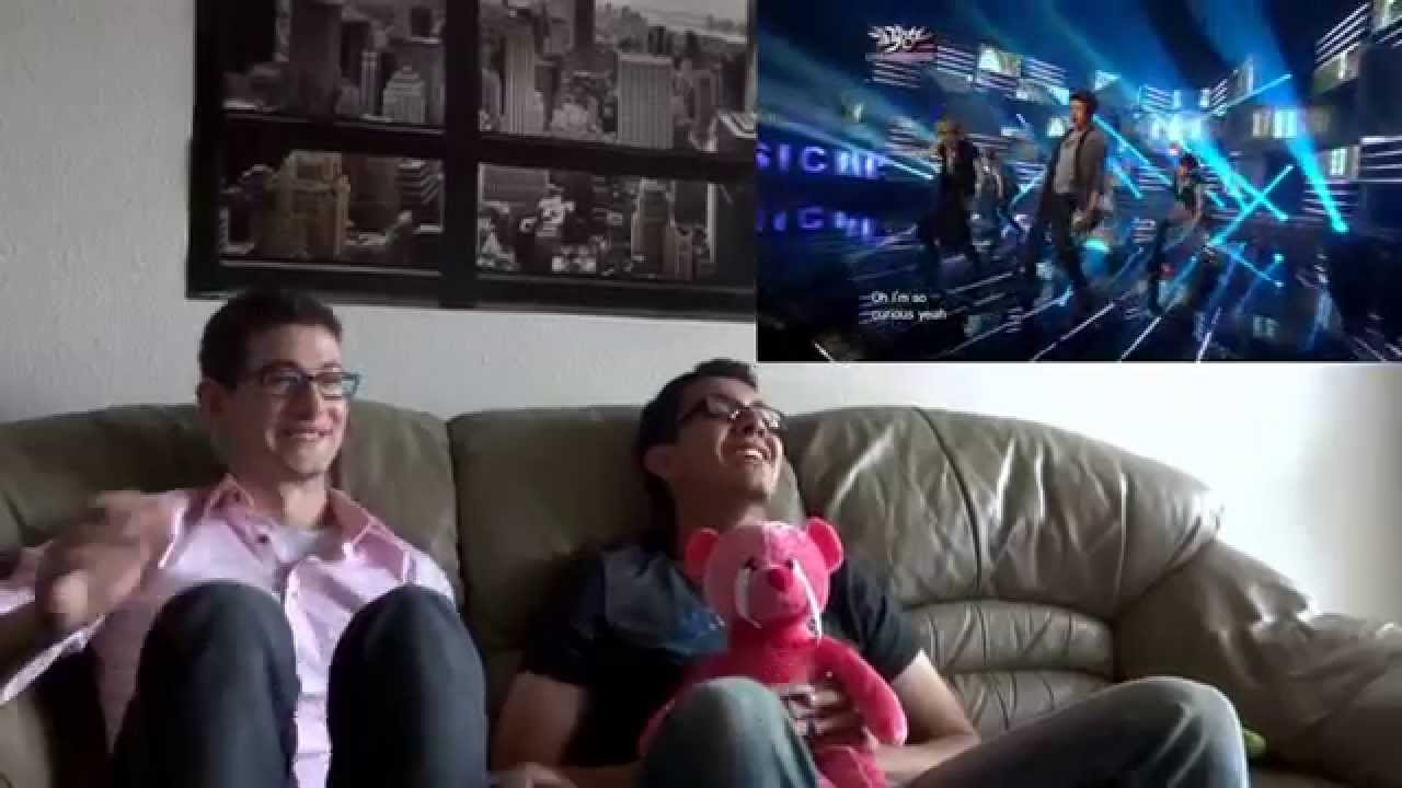 Download : SHINee Sherlock(Clue+Note) Live Reaction [HD] Mp3 Mp4