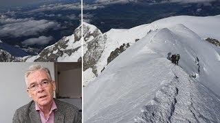 10113_Prévention voie normale du Mont-Blanc bilan 2013 Jean-Marc Peillex