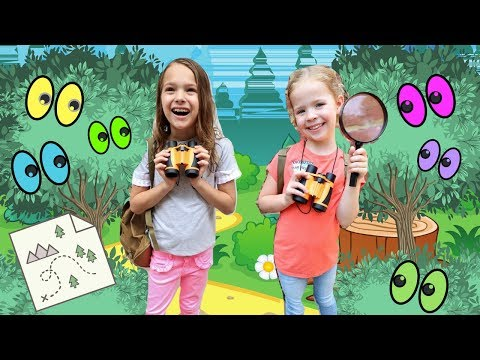 Addy and Maya Bring Pomsies to the Toy Scientist