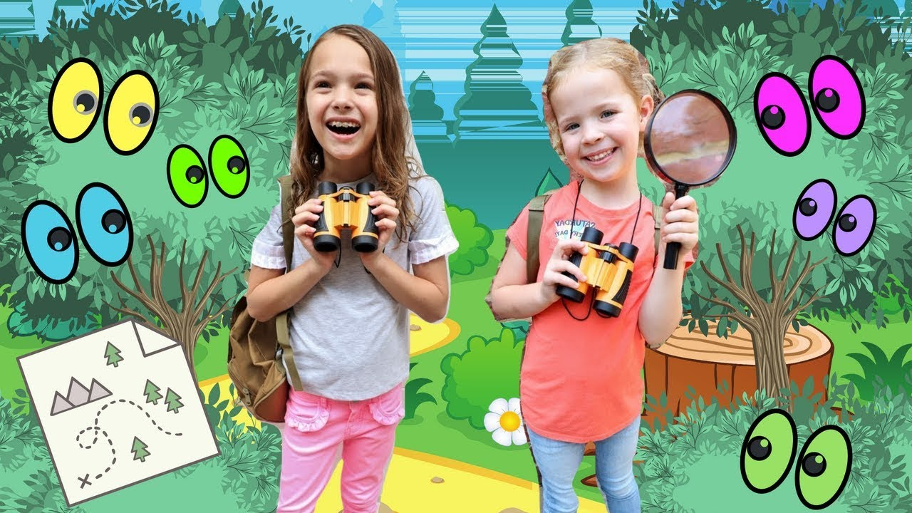 Addy and Maya Bring Pomsies to the Toy Scientist - YouTube