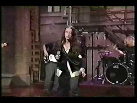 You Oughta Know Alanis Morissette Youtube