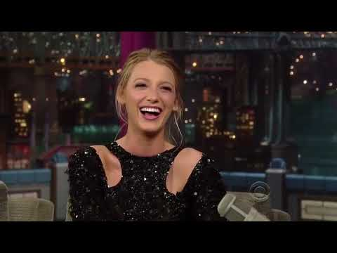 blake-lively-on-late-show-with-david-letterman,-january-10,-2010