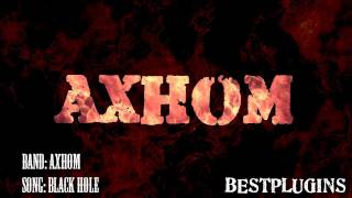 Axhom Black Hole - Death metal song TSE X30 & MixIR2 (instrumental demo version)