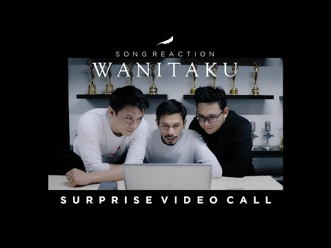 Surprise Video Call Dari NOAH - Reaction Lagu Wanitaku