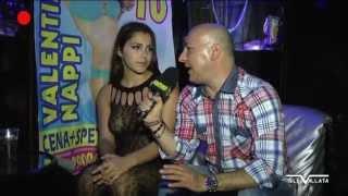 Serata Speciale con Valentina Nappi (porno star) - Disco Armony di Bondeno (Fe)