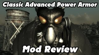 Classic Advanced Power Armor | Fallout Mod Review
