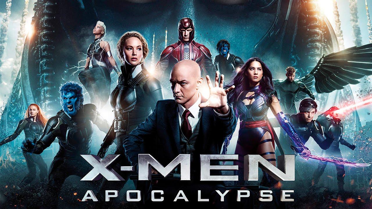 Resultado de imagem para X-Men: Apocalipse