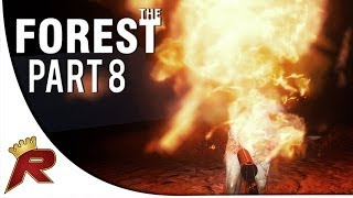 "The Forest Gameplay Survival - Part 8: ""Deep Caves"""