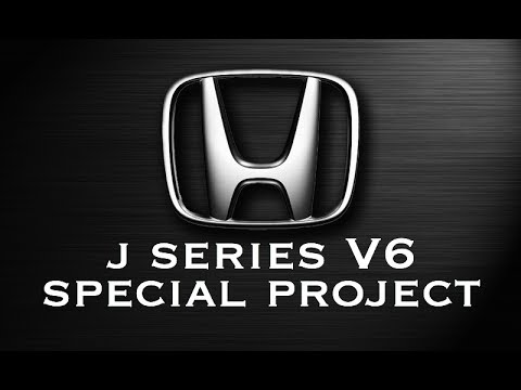 Honda Acura J Series Engine V6 - SPECIAL PROJECT - Accord Ridgeline Pilot CL TL MDX RDX RL TSX ZDX