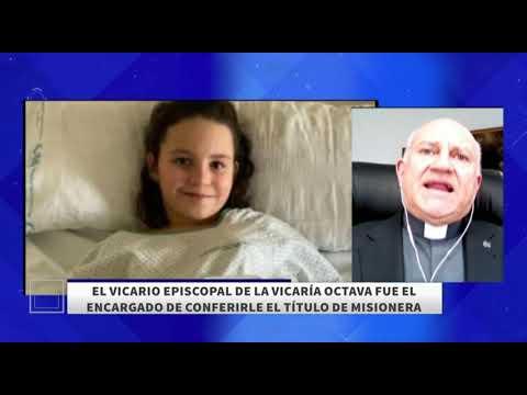 El vicario Ángel Camino nos habla de Teresita: la niña misionera de 10 años que fallecía de cáncer