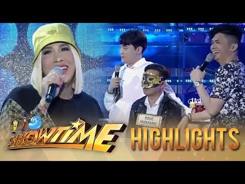 Vice says that he doesn't like basketball anymore | It's Showtime KapareWho