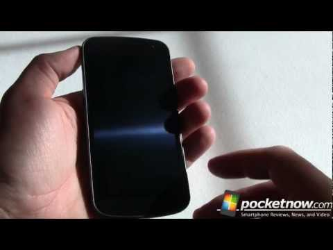 Samsung Galaxy Nexus (GSM) Hardware Tour