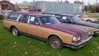 USA КИНО 273. Старые корыта Buick FOR SALE. Автомобили США.