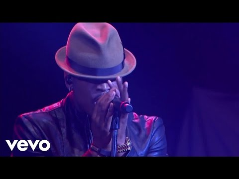 Ne-Yo - Let's Go (Live at Camarote Salvador)