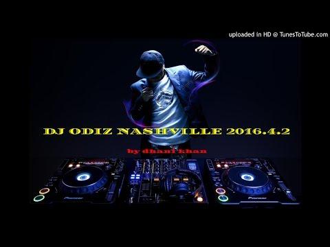 DJ ODIZ NASHVILLE 2016.4.2