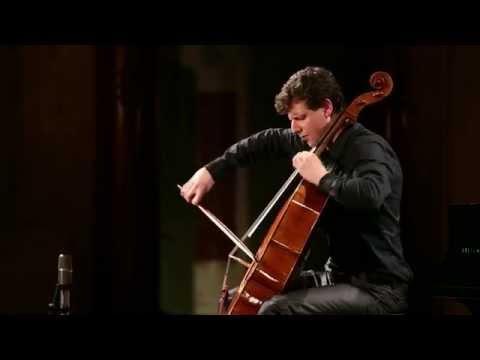 Várdai István gordonkaestje a Vigadóban – Mendelssohn: Dal szöveg nélkul