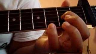 How to Play Teardrops on My Guitar