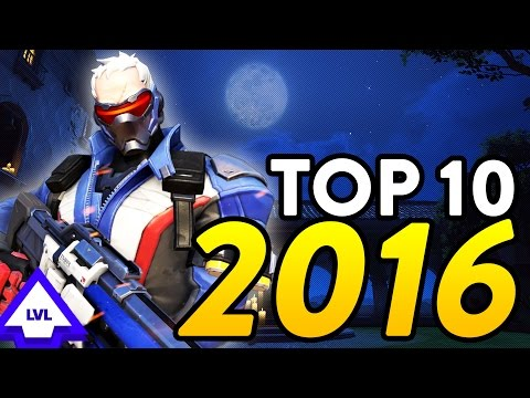 Top 10 Games of 2016! (Level Up Gaming)