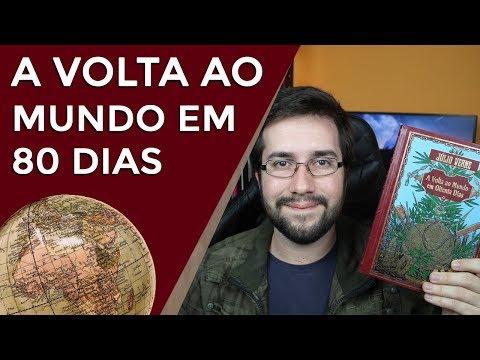 A Volta Ao Mundo Em 80 Dias De Julio Verne Resenha Youtube