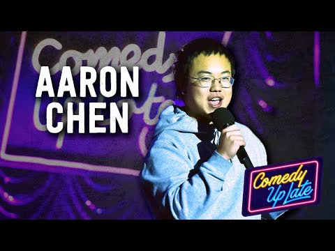 Aaron Chen – Comedy Up Late 2017 (S5, E10)